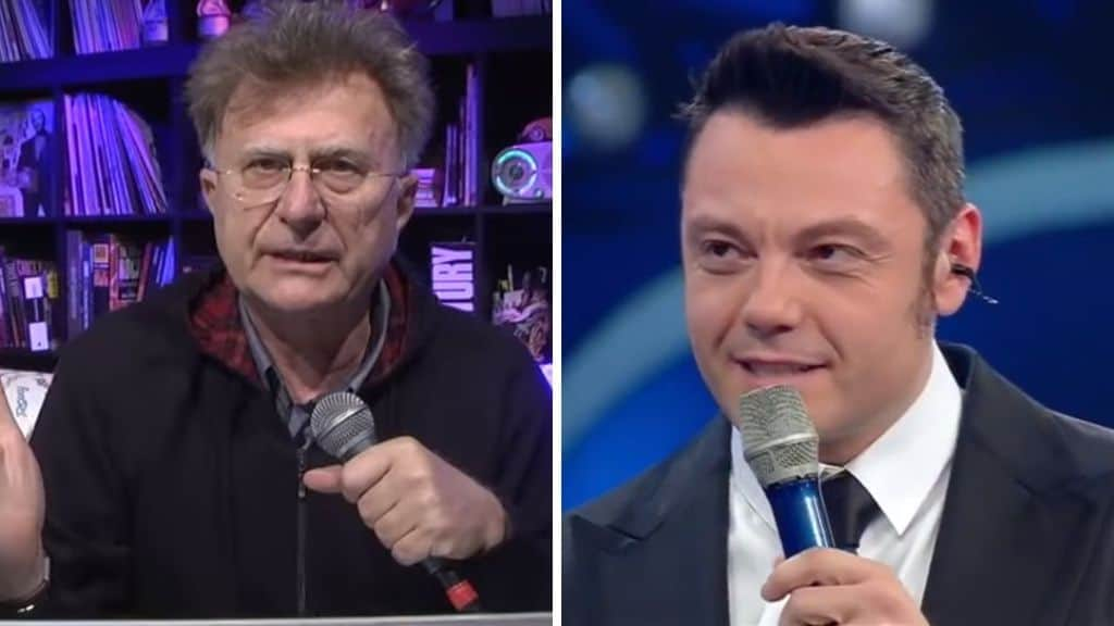 red ronnie e tiziano ferro