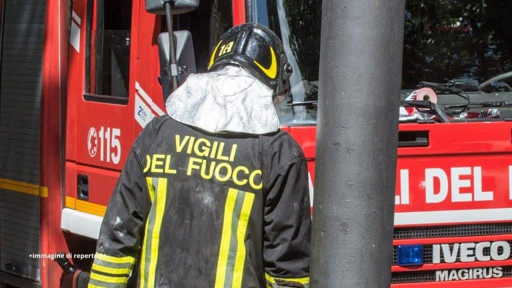 Roma: incendio in un appartamento, muore un uomo di 58 anni