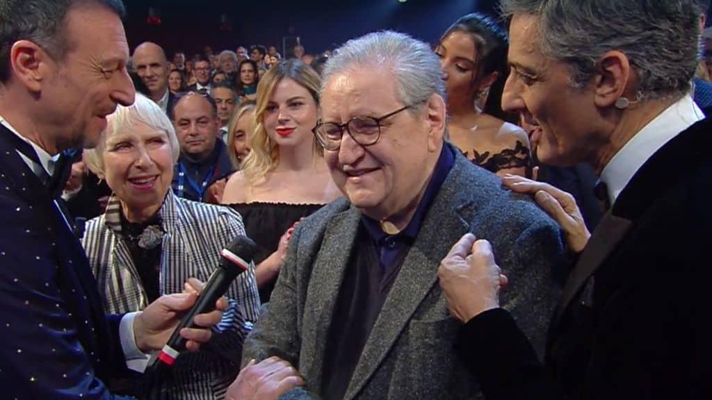 Vincenzo Mollica a Sanremo