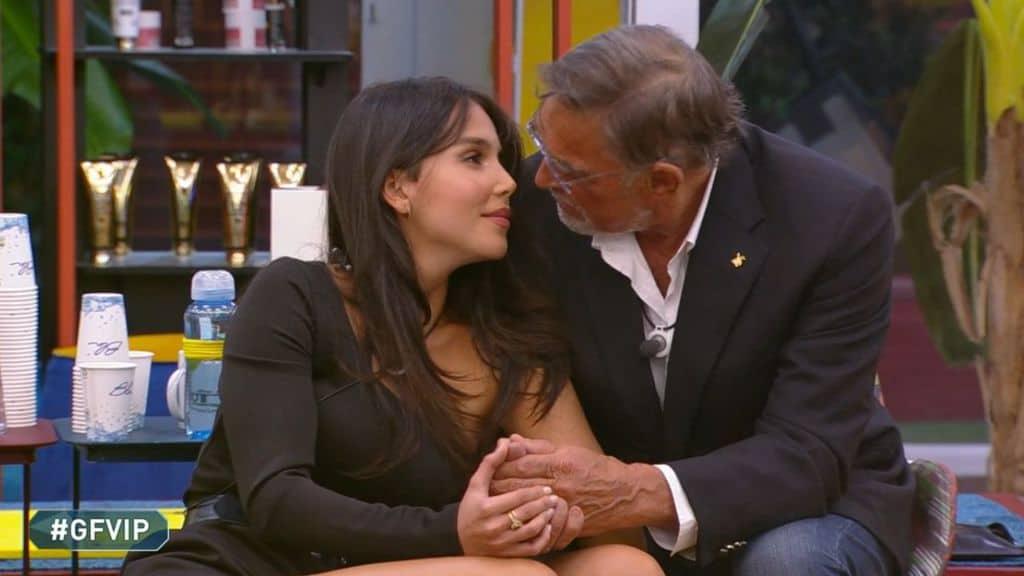 Paola Di Benedetto e Fabio Testi