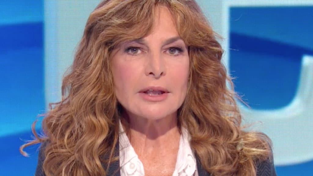 Giuliana De Sio in primo piano