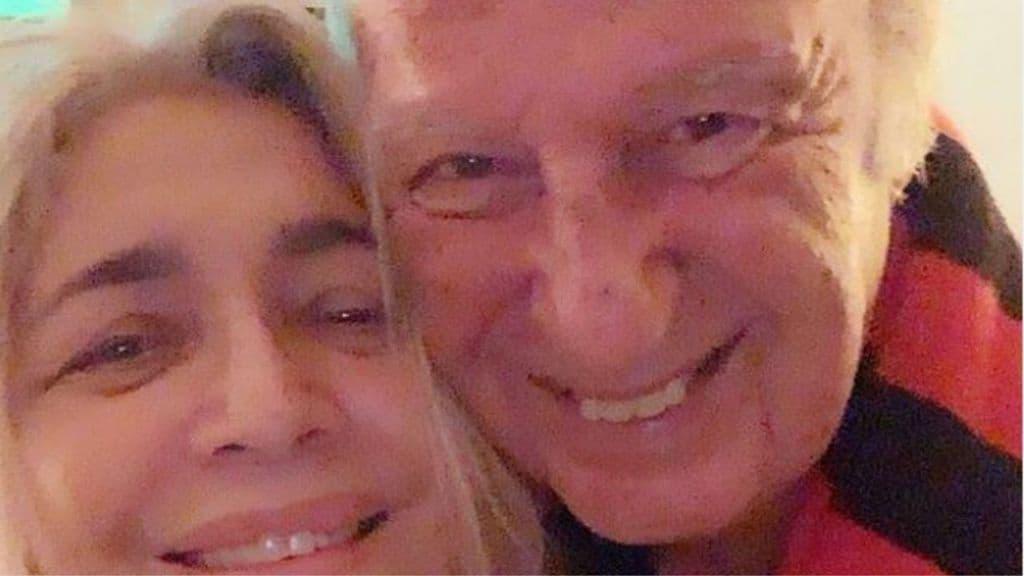 Mara Venier e il marito Nicola