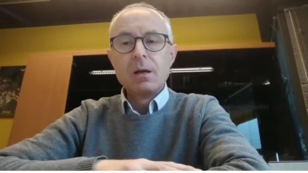 Mauro Migliorini, sindaco di Asolo