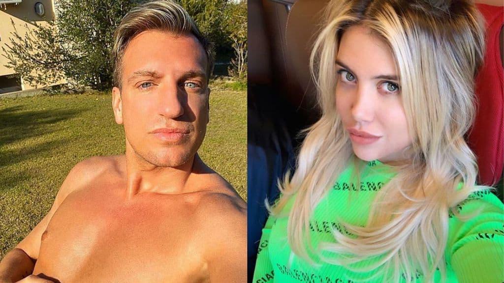 Maxi Lopez e Wanda Nara
