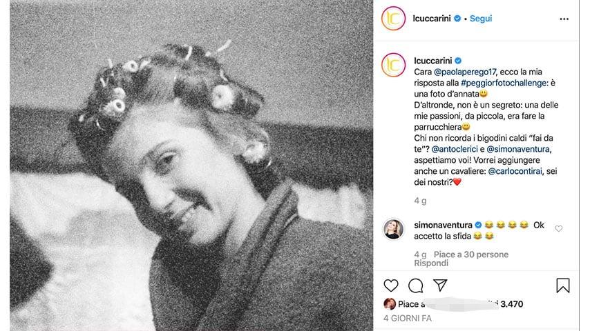 Post di Lorella Cuccarini su Instagram