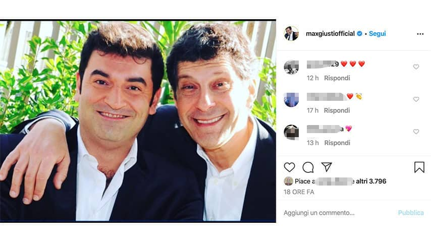 Post di Max Giusti su Instagram