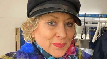 Carolyn Smith lancia un appello per il Coronavirus