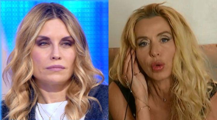 Elenoire Casalegno contro Valeria Marini