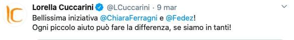 Tweet Cuccarini
