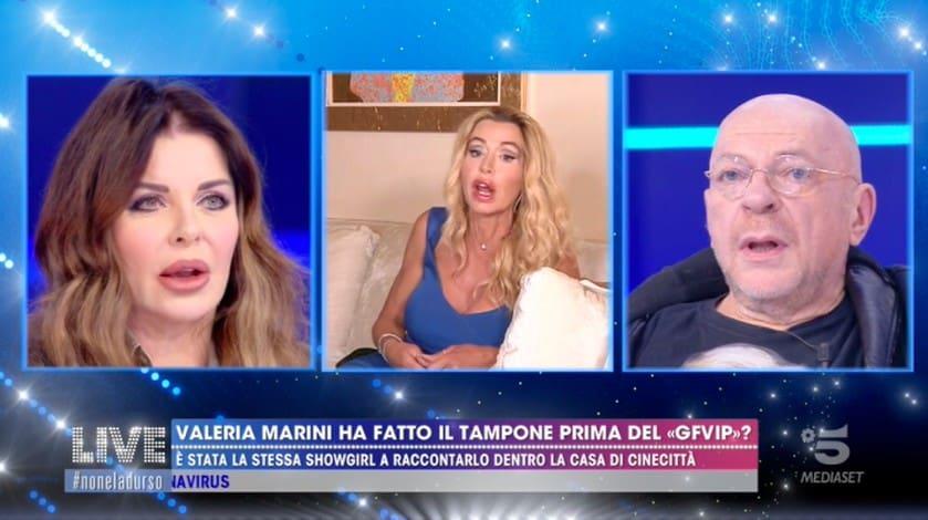 Salvini e l'Eterno Riposo da Barbara D'Urso. Chiara Gribaudo: