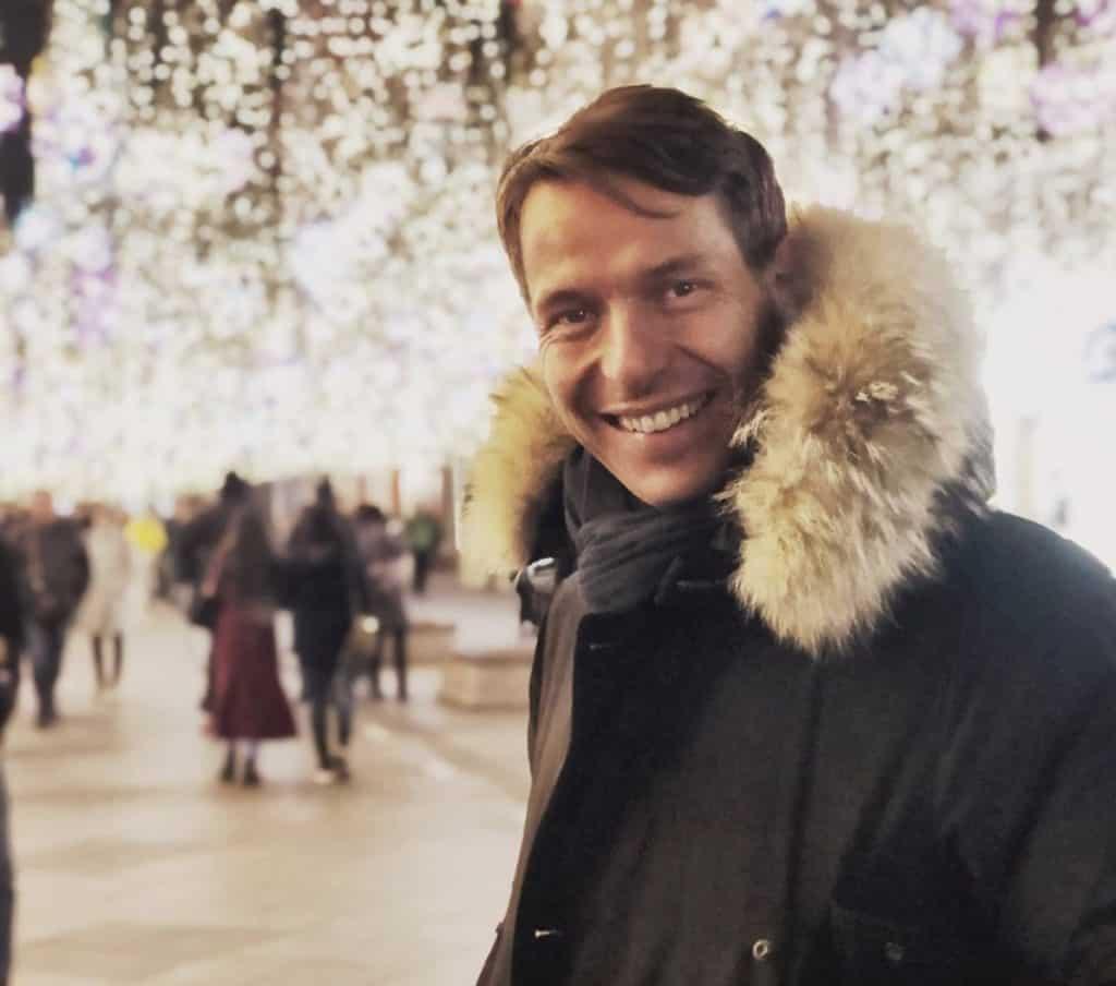 Walter Rolfo a Mosca
