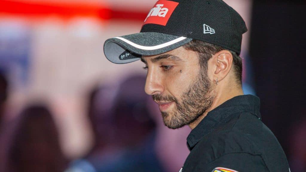 Andrea Iannone a Ballando con le stelle, l'indiscrezione sul motociclista ex di Belen Rodriguez