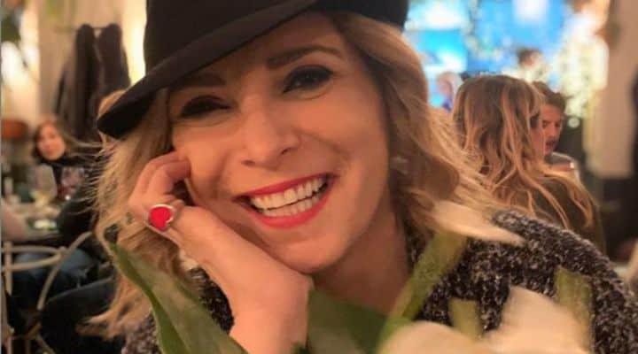 La comica Barbara Foria