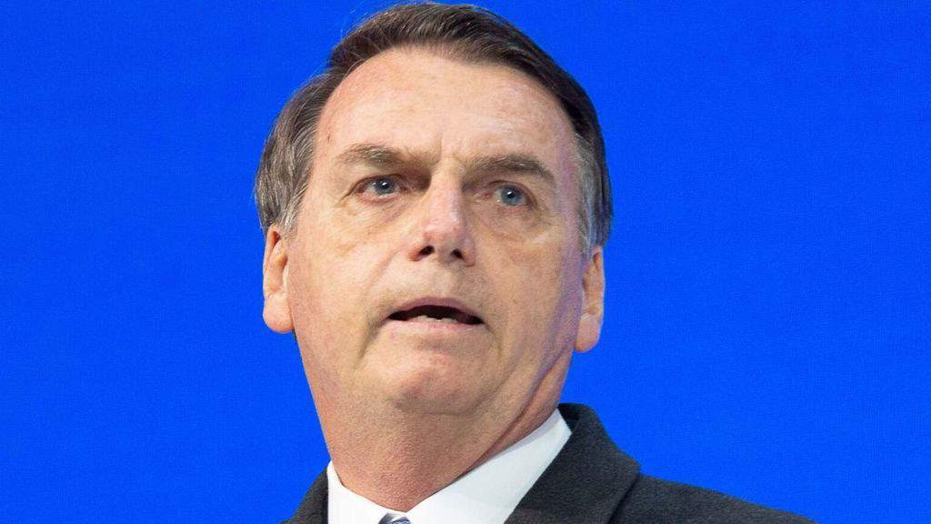 Il Presidente del Brasile Bolsonaro