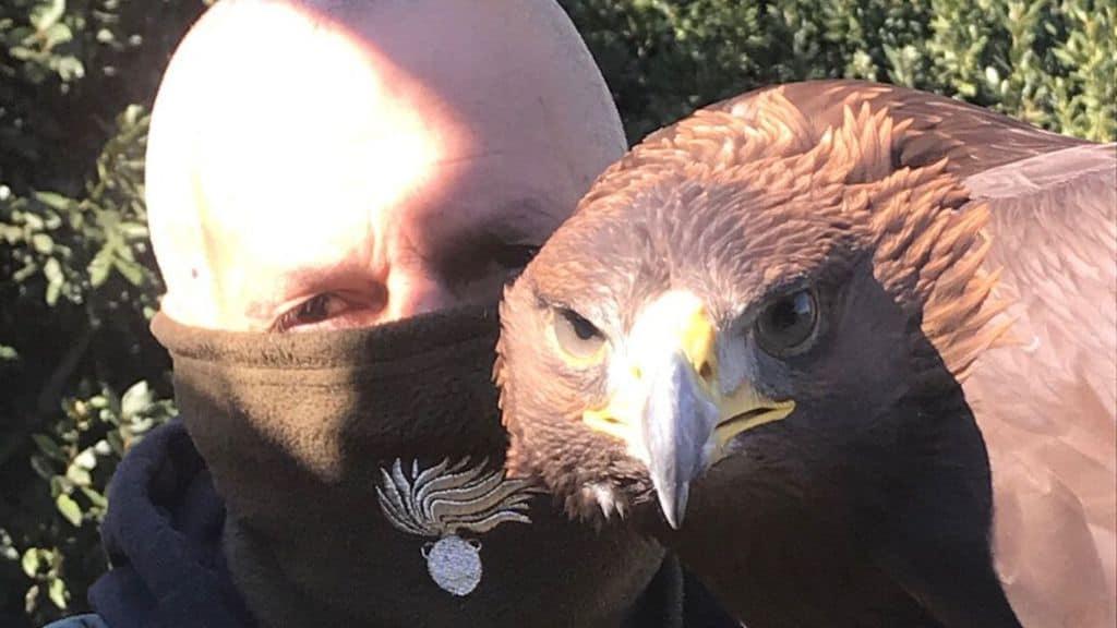 Il Colonnello Sergio De Caprio si congeda dall'Arma dei Carabinieri con un tweet, ora è in aspettativa. Capitano Ultimo arrestò Totò Riina nel 1993
