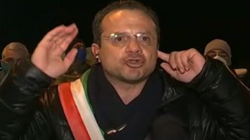 Cateno De Luca, sindaco di Messina