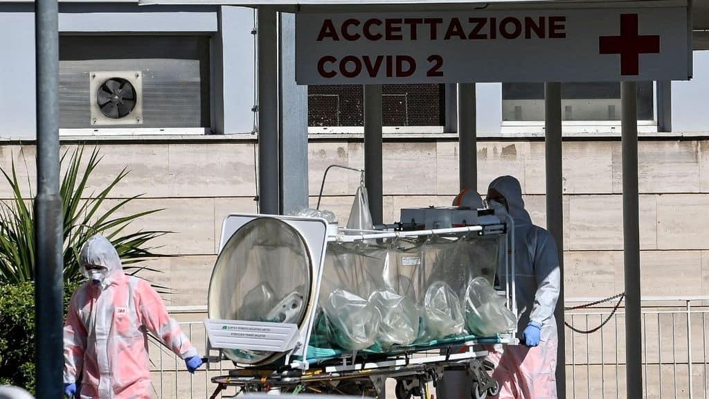 fuori dall'ospedale un caso di coronavirus