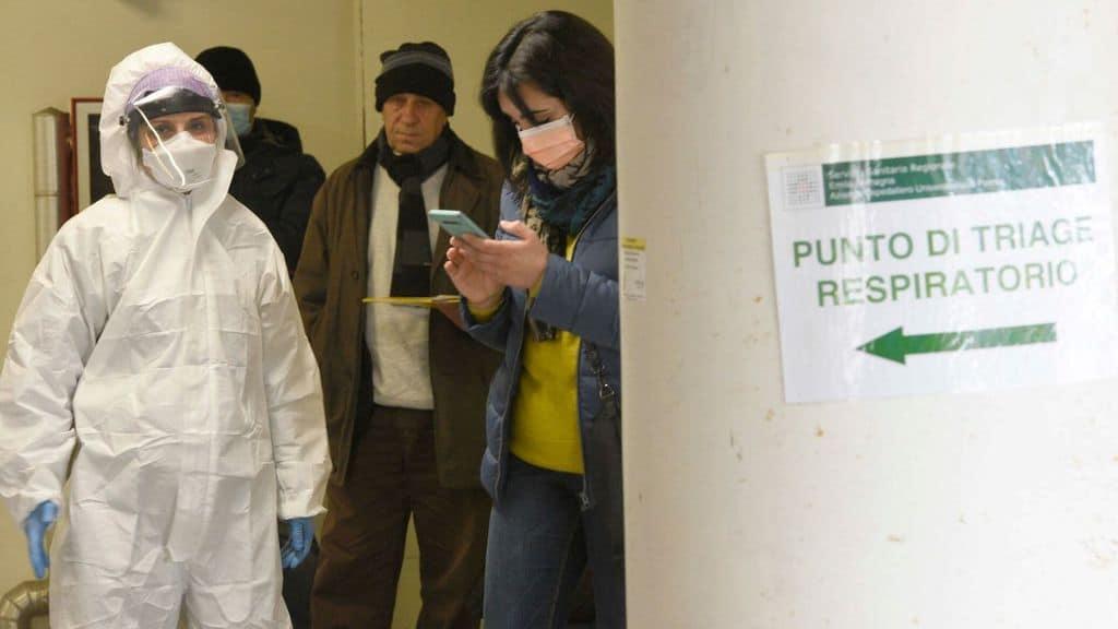 personale sanitario in ospedale