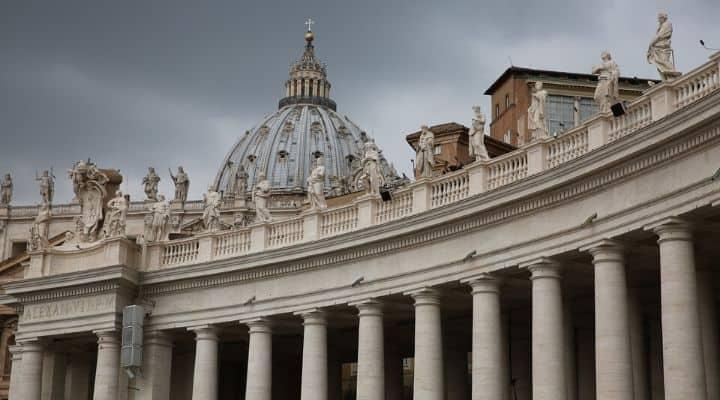 Primo caso di Coronavirus in Vaticano