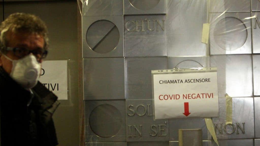 operatore sanitario coronavirus