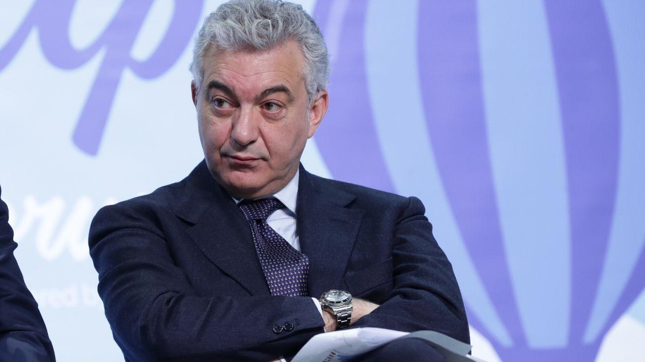 Domenico Arcuri, commissario straordinario
