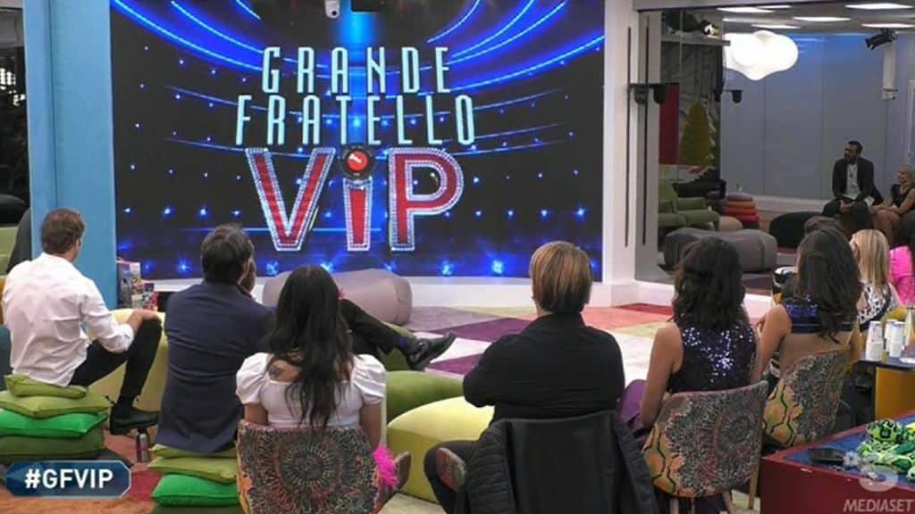 I concorrenti della 18esima puntata del GF Vip