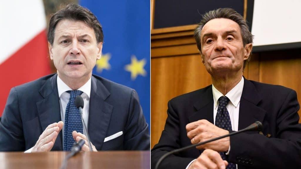 """Coronavirus, Fontana: """"Lombardia prosegue sulla buona strada"""