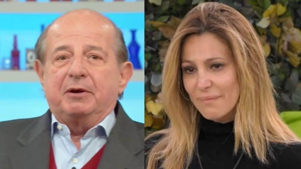 """Adriana Volpe colpita dal lutto, Magalli non infierisce: """"Ha"""