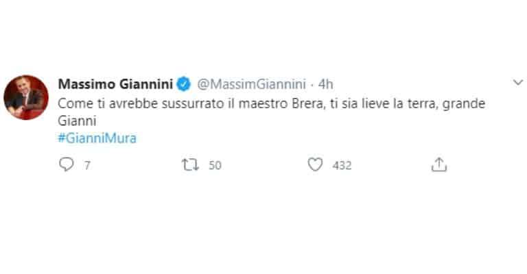 Gianni Mura morto giornalista Repubblica