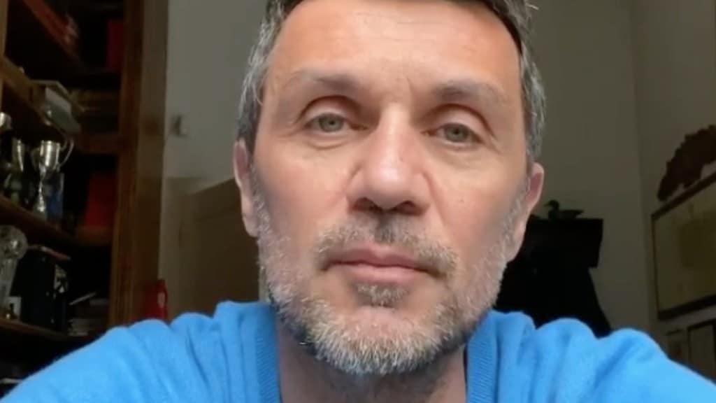 Paolo Maldini foto
