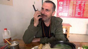 Costantino della Gherardesca in una puntata di Pechino Express