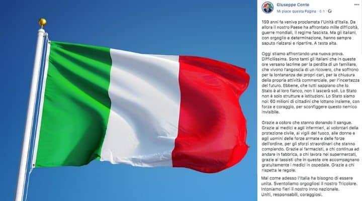 Post Giuseppe Conte