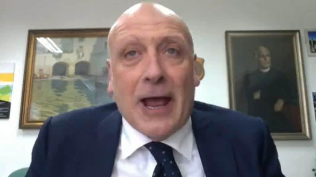 Vincenzo Figliolia, sindaco di Pozzuoli