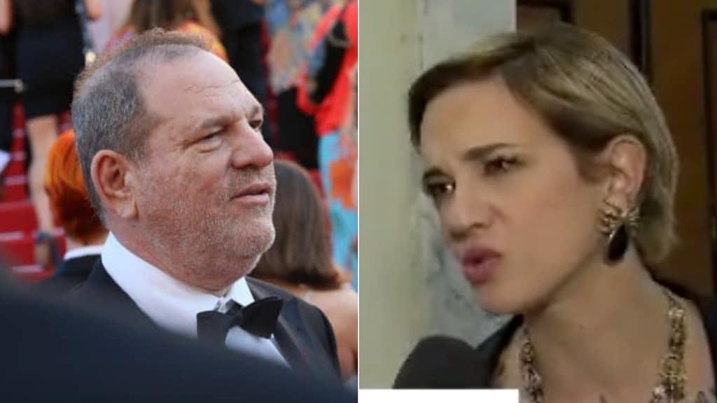 Asia Argento dopo la condanna di Weinstein: