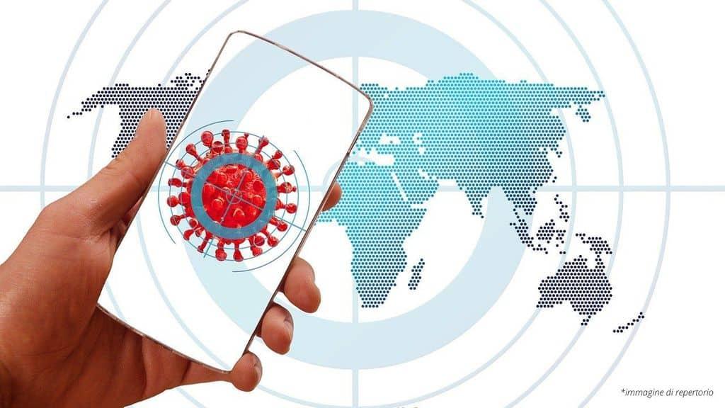 App per la rete di contagi da Coronavirus