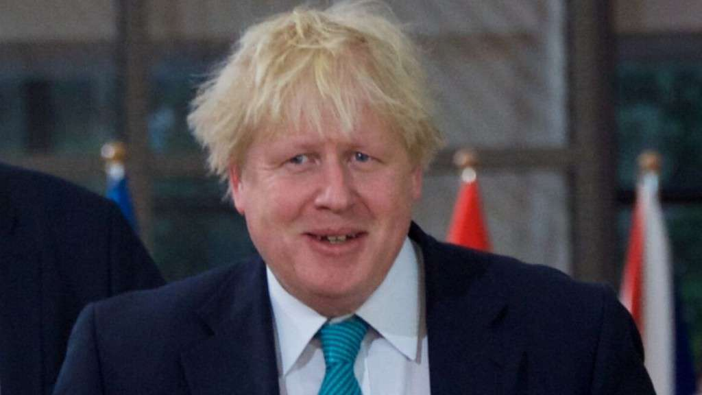 Boris Johnson, premier britannico