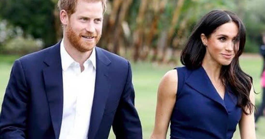 Harry e Meghan : in uscita la biografia che farà tremare la Corona