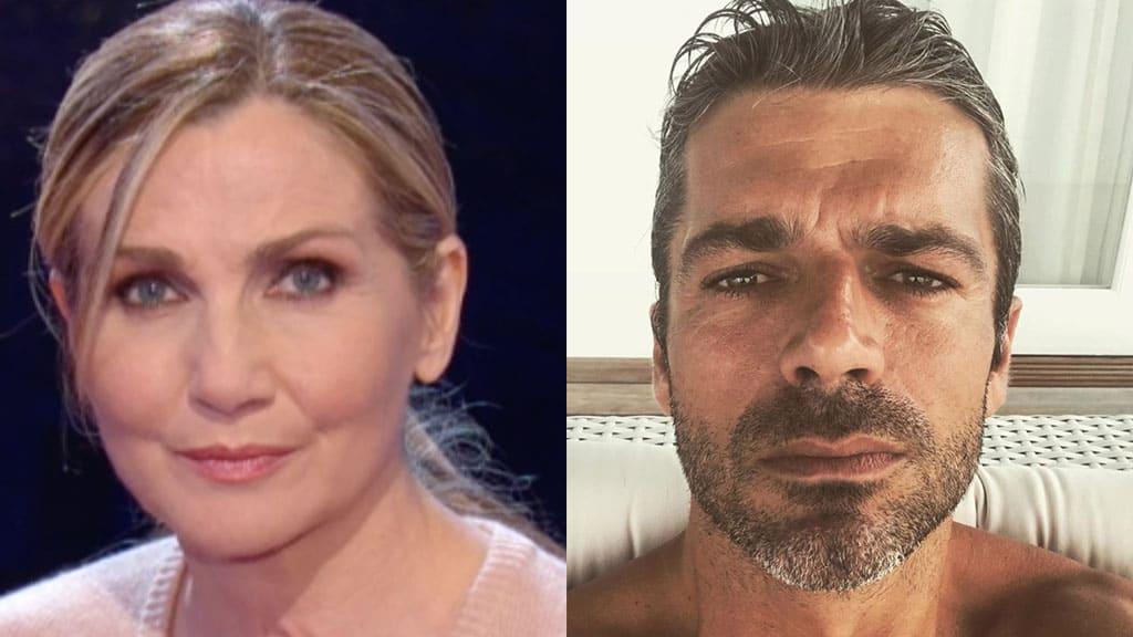 Lorella Cuccarini e Luca Argentero
