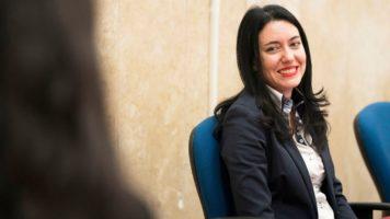 Il ministro dell'istruzione Lucia Azzolina