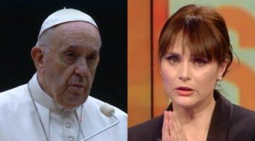 papa francesco telefona a sorpresa a lorena bianchetti