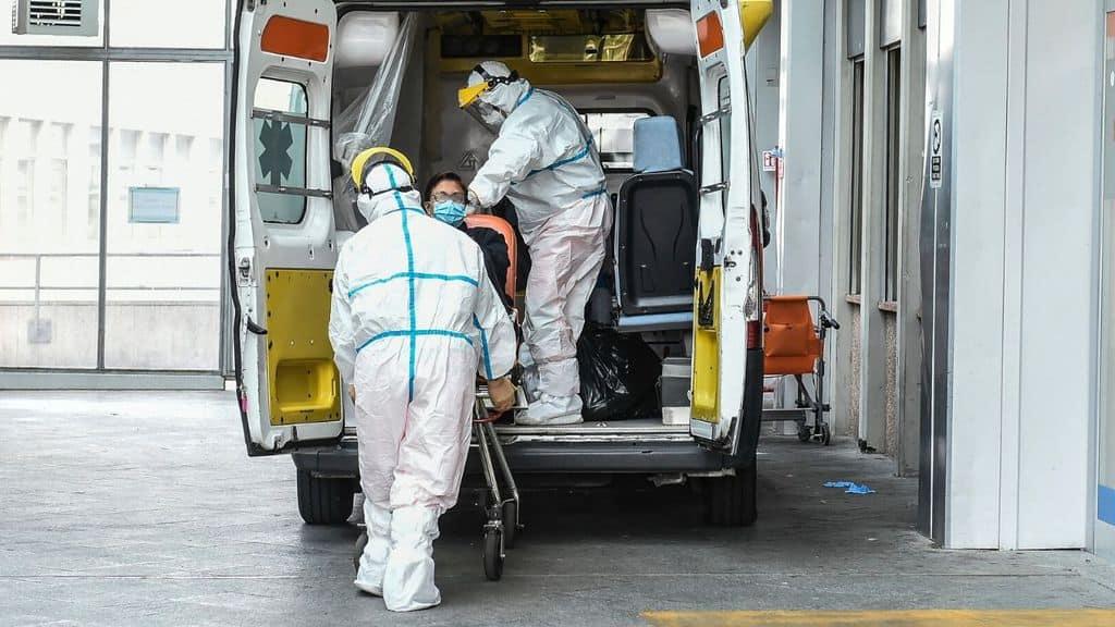 ambulanza coronavirus