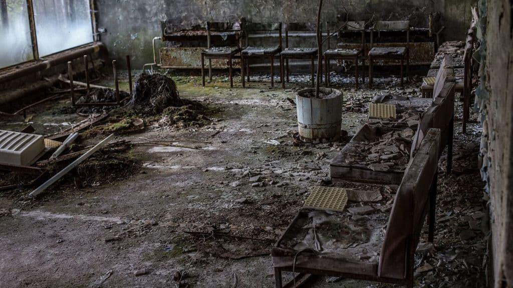 chernobyl zona alienata