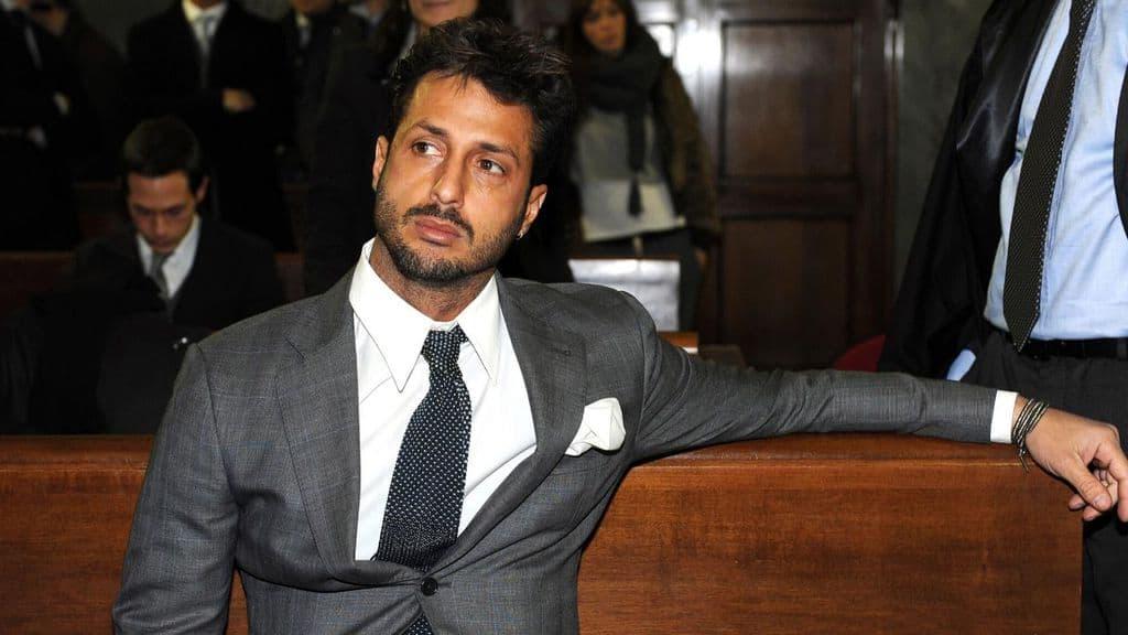 Fabrizio Corona in tribunale