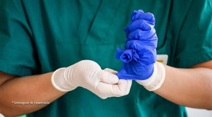 Infermiere in ospedale