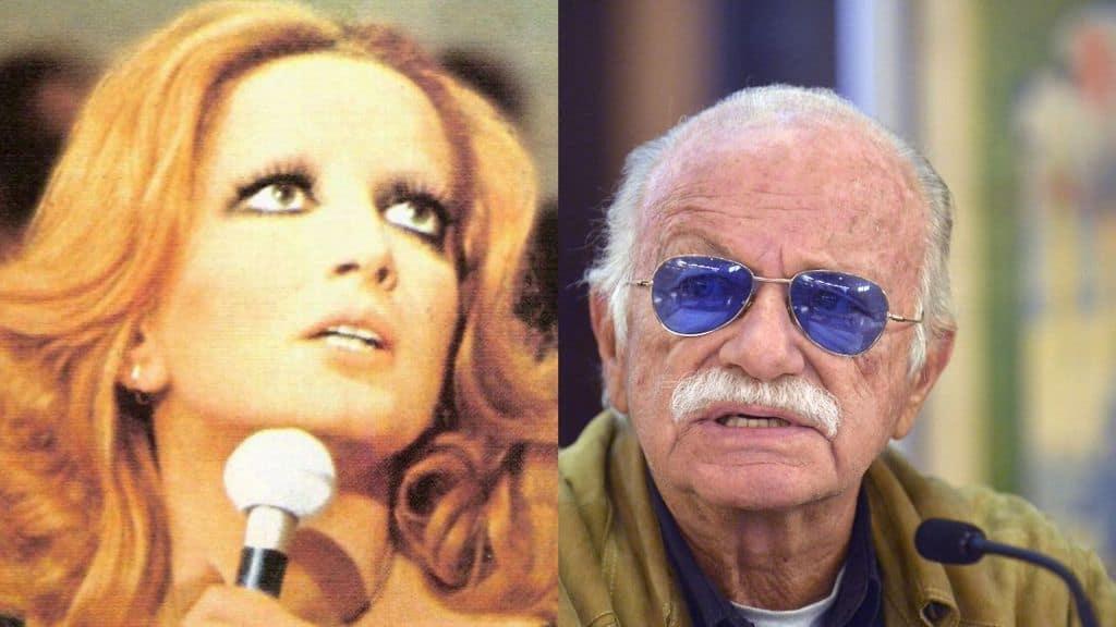Mina e Gino Paoli: il tenero flirt negli anni Sessanta