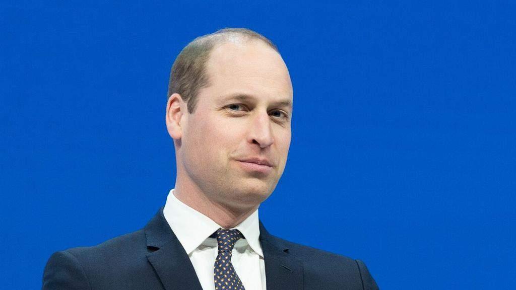 principe william in primo piano
