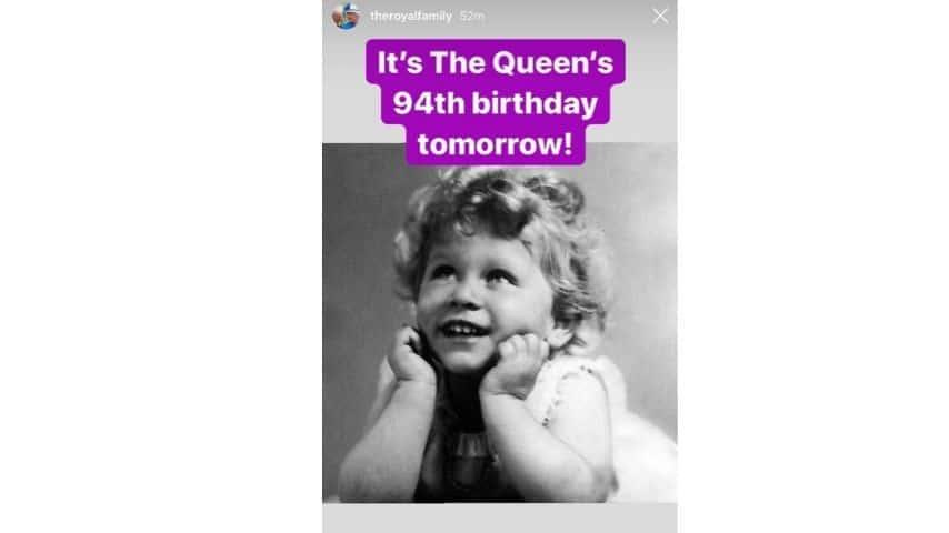 La regina elisabetta da bambina