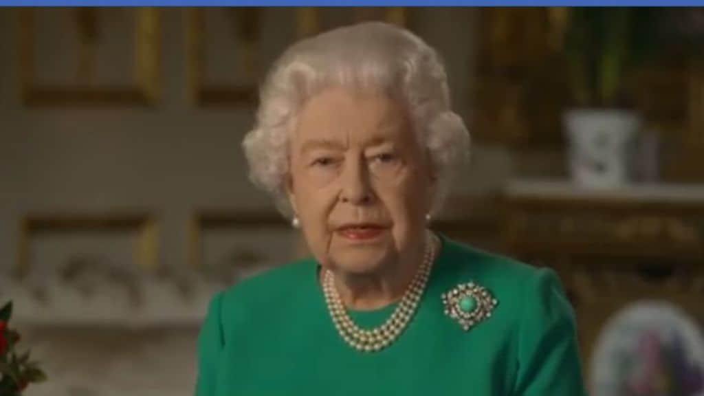 La regina parla alla nazione