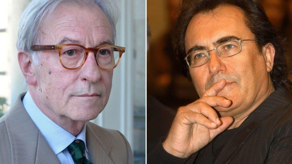 Vittorio Feltri e Al Bano