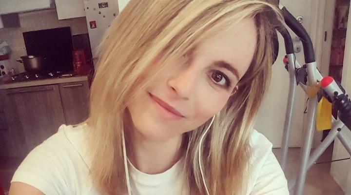 Francesca Fialdini sorridente